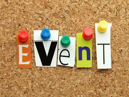 Mise à jour de la page «Event»